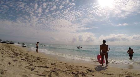 Miami Beach activity