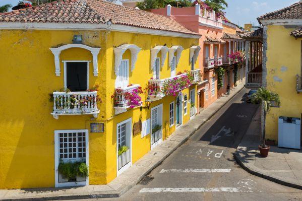 Cartagena de Indias e isla Barú