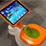 ipotty potty training ipad dock