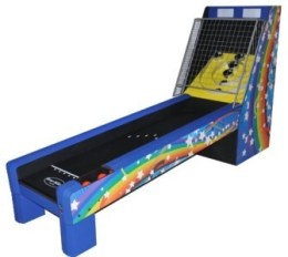 skee ball game arcade
