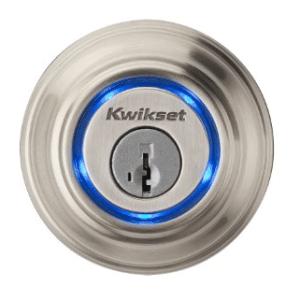 Kwikset Kevo Bluetooth Enabled Deadbolt Door Lock