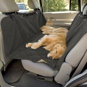 Microfiber Waterproof Dog Seat Covers Car Hammock Pet Seat Protector