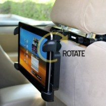 iKross Car Mount Tablet Backseat Headrest Mount Holder