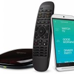 Logitech Harmony Home Automation Remote Control - 8 Devices