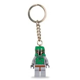 Boba Fett LEGO Star Wars Keyring