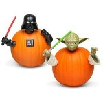 Star Wars Pumpkin Push-In Kit