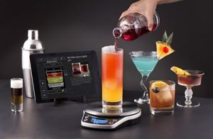 Perfect Drink PRO Smart Scale + Recipe App – Mix Perfect Cocktails at Home