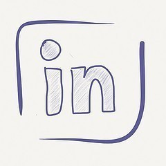linkedin app photo