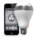 PLAYBULB Bluetooth Wireless Smart LED Speaker Light Bulb
