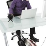 FitDesk Under Desk Elliptical