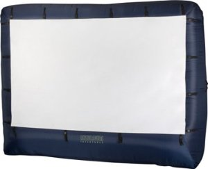 Inflatable Movie Screen-12 ft. Screen with Storage Bag