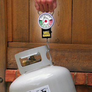 The Propane Grill Gauge