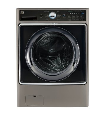 Kenmore Smart Front Load Washer with Amazon Alexa
