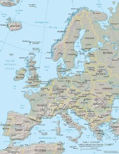 Europe Statistics and Facts