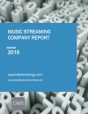 Music Streaming Company Report 2019 Cover