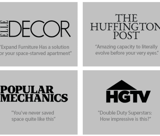 What Media Is Saying About Expand Furniture