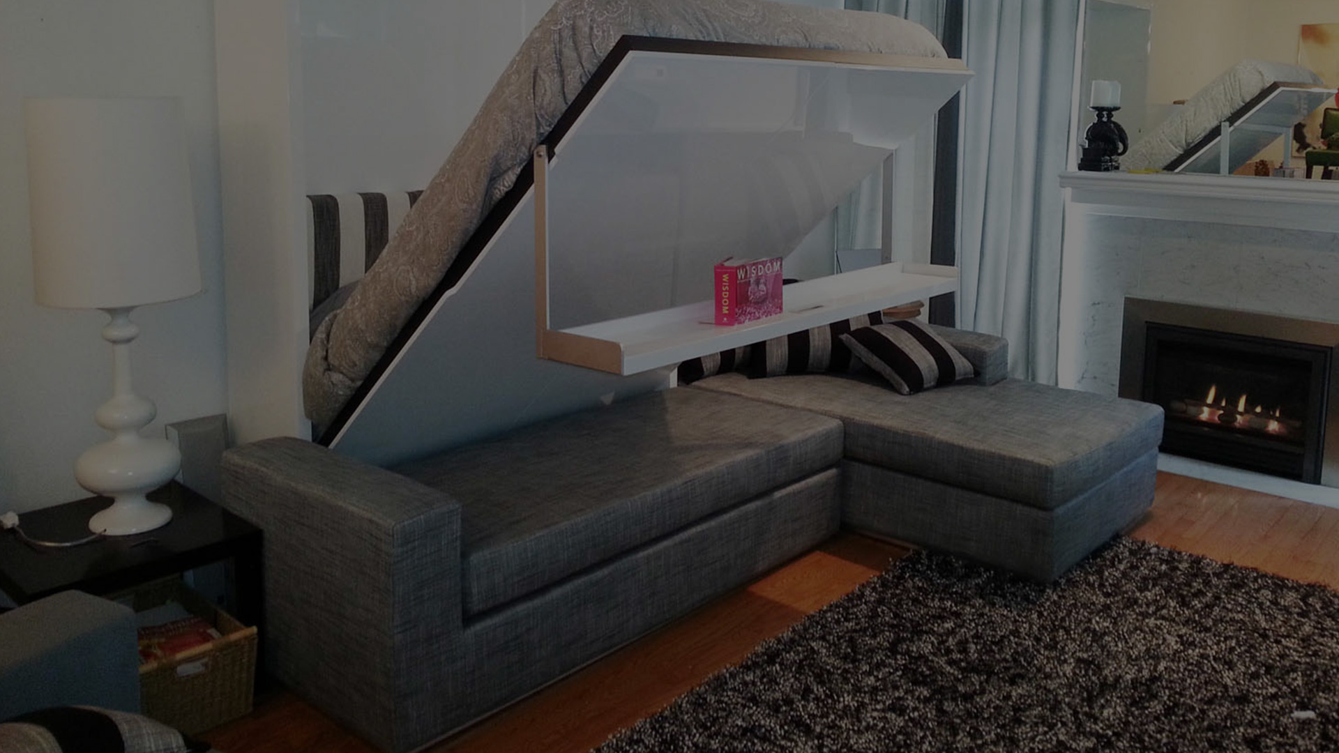 Hidden Beds Beds That Fold Up Provide Storage Amp Save Space