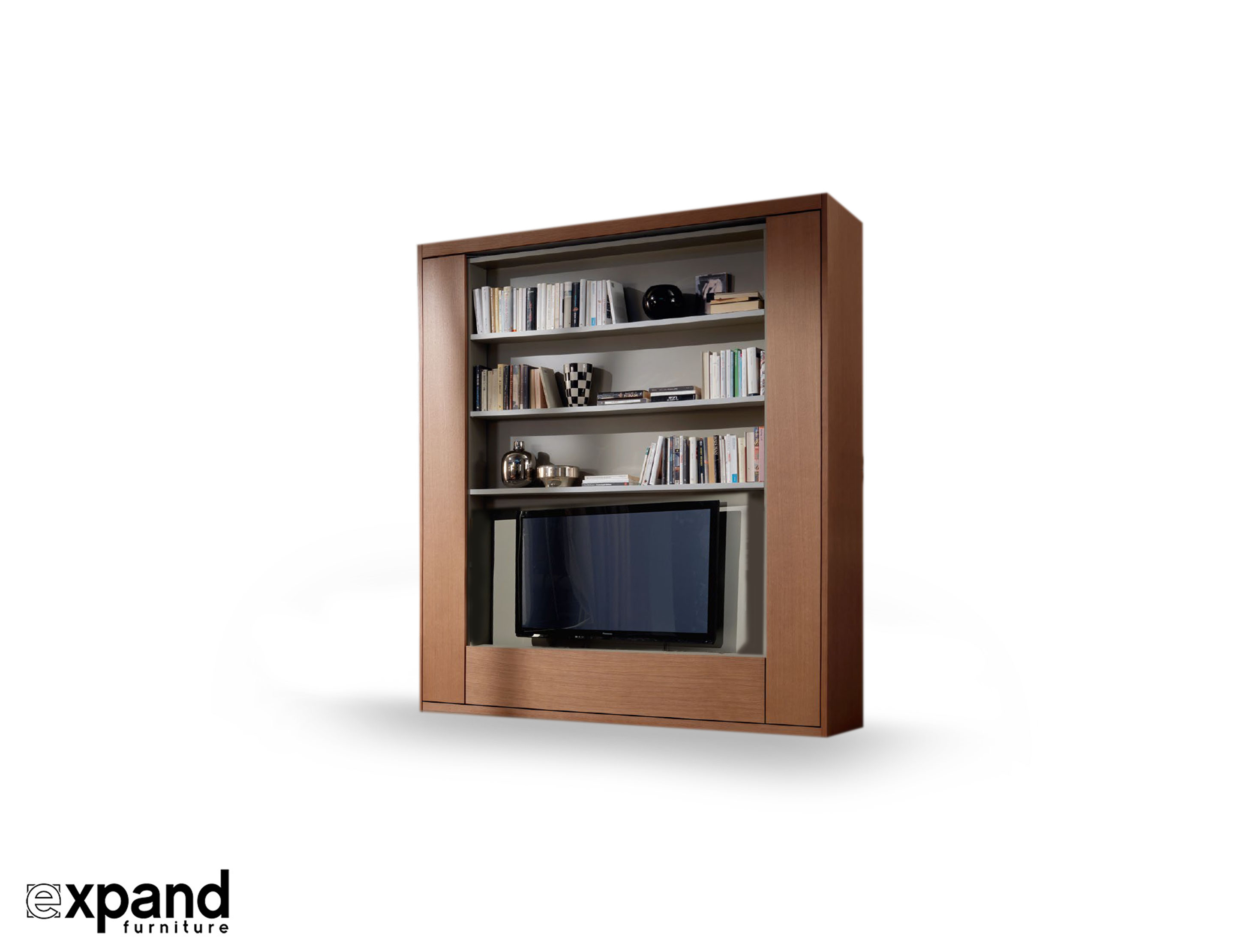 Amore Revolving Tv Murphy Bed