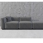 Soft Cube Contemporary Sofa 3 Seats Expand Furniture Folding Tables Smarter Wall Beds Space Savers
