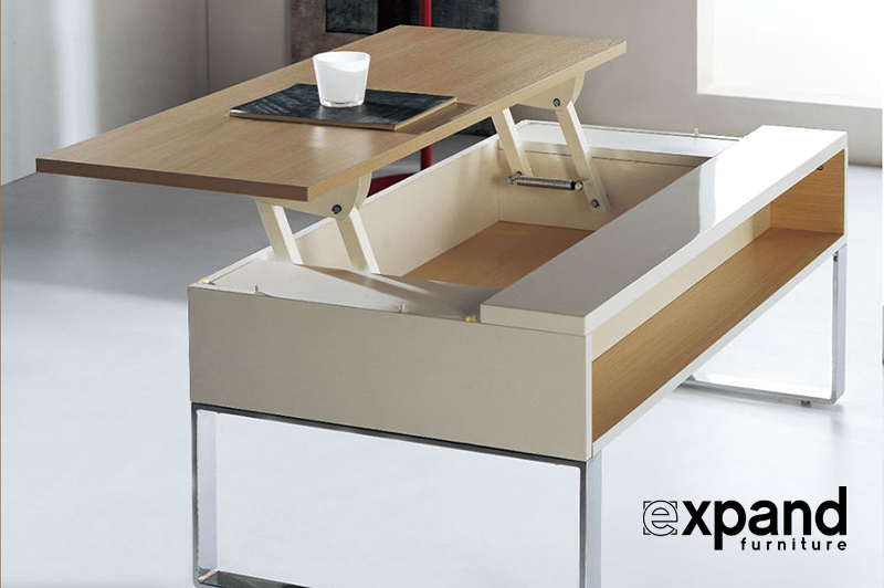 coffee to dining tables transforming