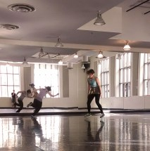 """""""Then This"""" Rehearsal. OSU China Tour 2014. Photo by Leisa DeCarlo."""