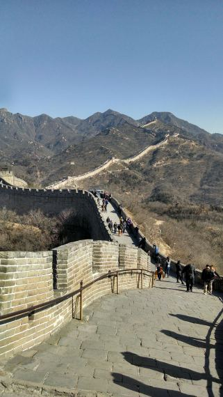 The Great Wall of China. Photo by Leisa DeCarlo.