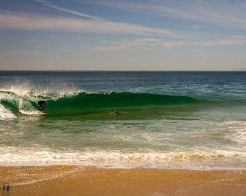 skimboard The Wedge Newport Beach CA