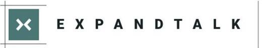 Logotyp: expandtalk AB