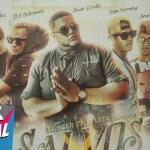 Eliezer El Levita ft. SR El Instrumento, Dixon  Carreras, Fran El Guerrero y Luis Sanchez – Salvos por Gracia (Panda Remix)