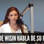 VIDEO: Esposa de Wisin habla de su Fe en Dios tras la trágica perdida de su hija