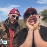 """Derick Xander y Jaydan en la filmación del Videoclip """"Me Elevas"""" (Detrás de Cámara)"""