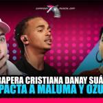 La rapera cristiana Danay Suárez SORPRENDE a Maluma y Ozuna [Ep.16]