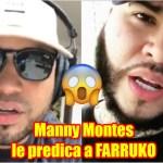 Manny Montes le predica a FARRUKO y este le responde #ExpansiónNews