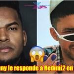 ¿Bad Bunny le responde a Redimi2 en un tema? | #ExpansiónNews
