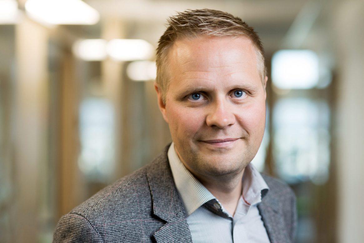 Umeå har sedan länge en mycket stark tillväxt. Fredrik Strinnholm, etableringschef i Umeå kommun, tror att kommunen kommer att uppnå visionen om 200 000 invånare 2050. Foto: Umeå kommun