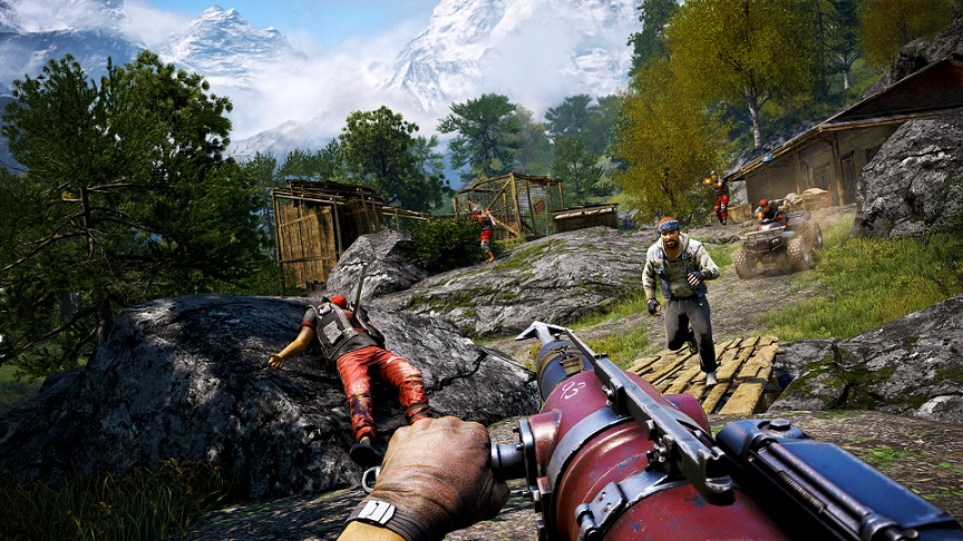 The Far Cry 4 Hurk Deluxe DLC Out Now