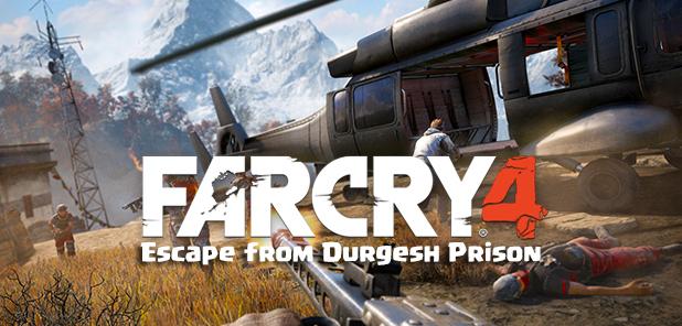 Far Cry 4 Gets Escape From Durgesh Prison Dlc Expansive