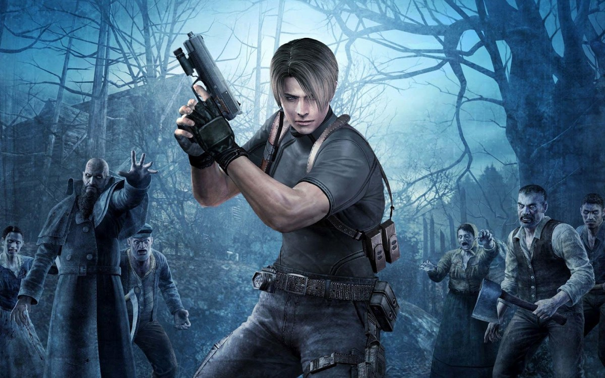 Resident Evil 4 - Never a waste of Thyme - PS4 Gameplay Review