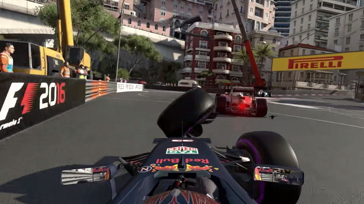 F1 2016 1.7 introduces Master Difficulty to Career and Championship Season