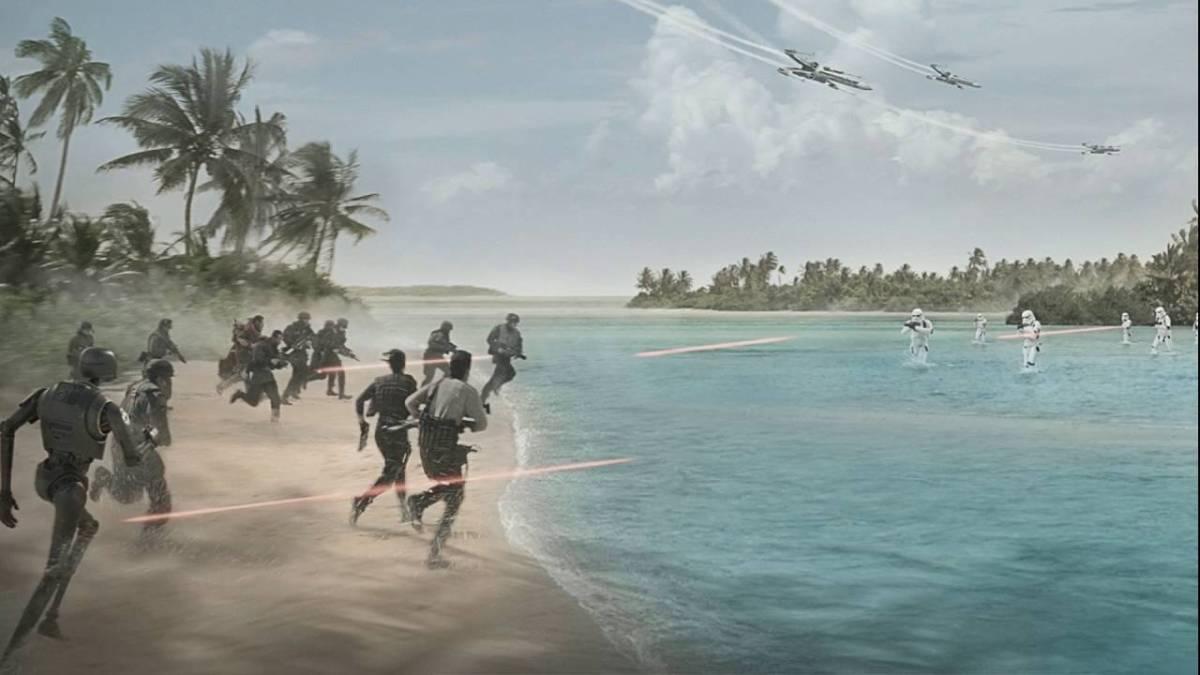 Star Wars Battlefront receiving Rogue One DLC in December
