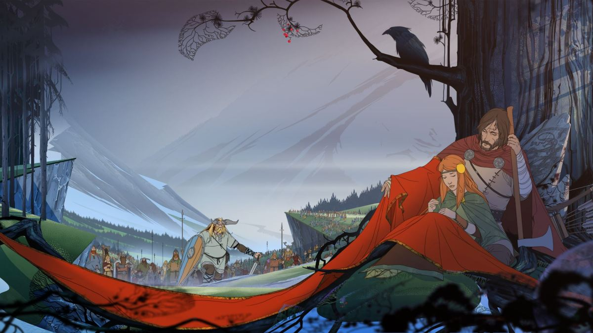 The Banner Saga 2.36.02 rebalances and retweaks the engine