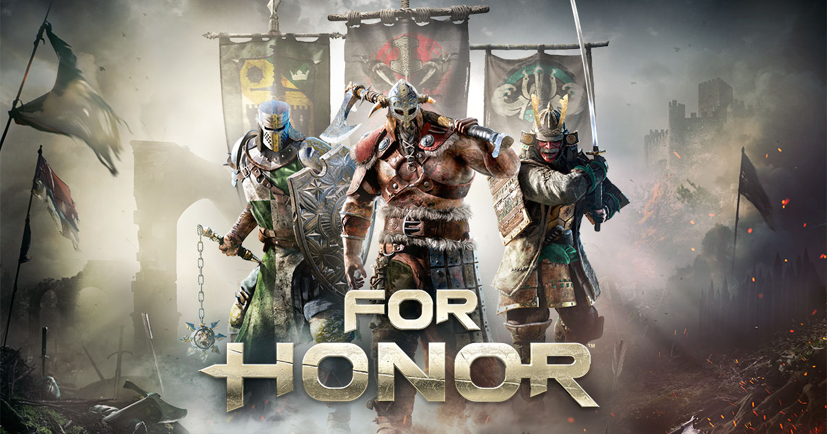 For Honor Closed Beta offers 9 of 12 playable characters