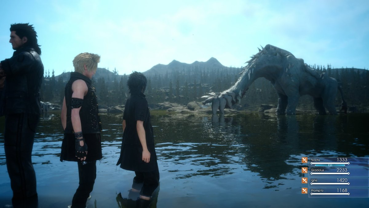 Final Fantasy XV The Dawn of the Future DLC Episodes Cancelled, Tabata leaves Square