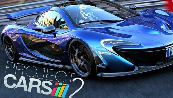 Project Cars 2 Patch 2.0 improves driving line assist