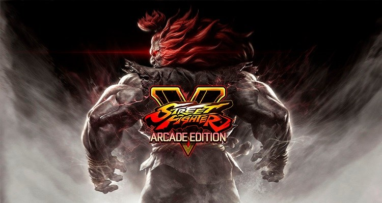 Street Fighter V: Arcade Edition physical edition won't have full cast on disc