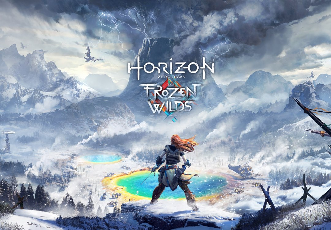 Horizon Zero Dawn The Frozen Wilds will be the only DLC for the game