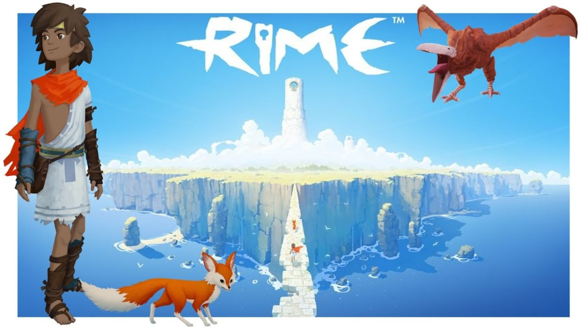 RiME (Switch) Review