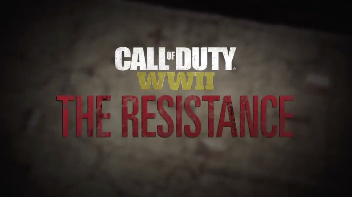 Call of Duty WWII to host month-long Resistance event from Jan 23