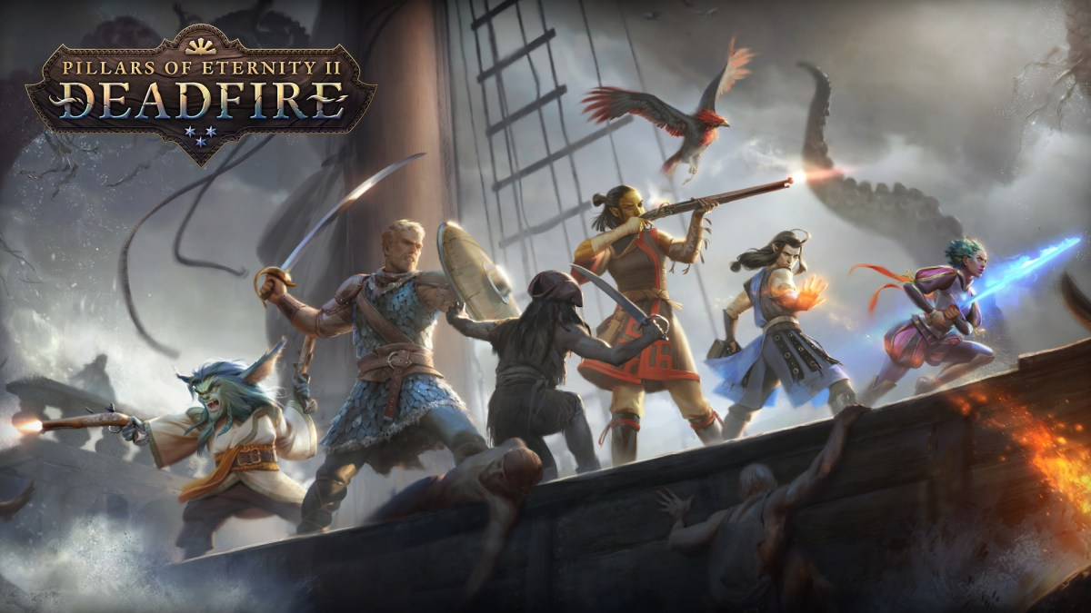 Pillars of Eternity 2 Video Preview
