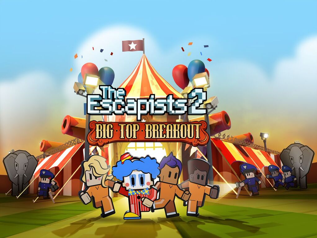 The Escapists 2 Big Top Breakout DLC - Video Review